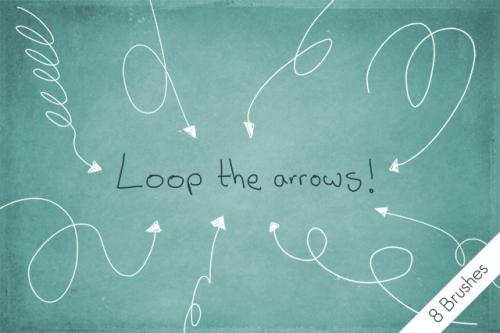 loop_the_arrows__by_byjanam-d58hiun-500x333