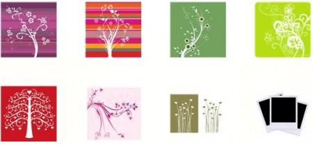 ms border 03 450x209 無料でダウンロード出来るベクター飾り枠やイラスト素材(マイクロソフト)   Free Style