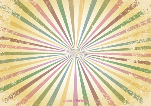 retro-sunburst-grunge-vector-background