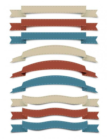 set-of-retro-ribbons-450x583