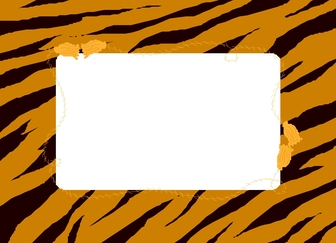 tiger-frame