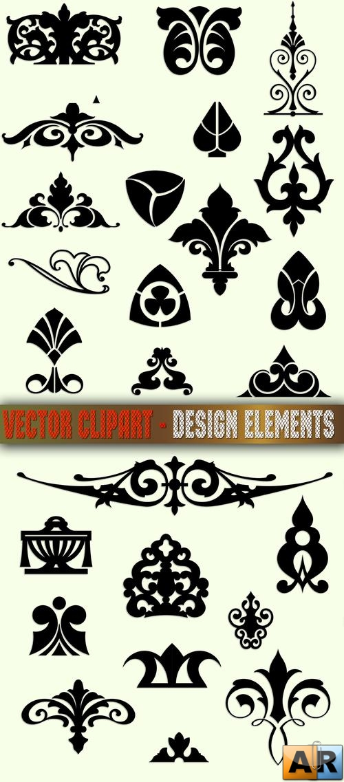 vector-clipart-design-elements 6