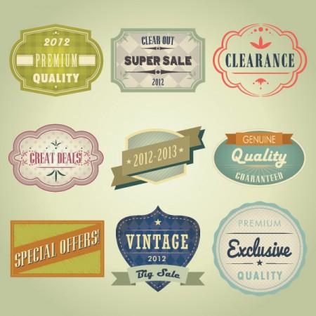 vintage_badges