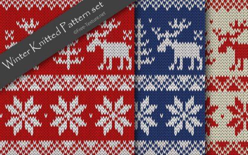 winter-knitted-pattern-set-500x313